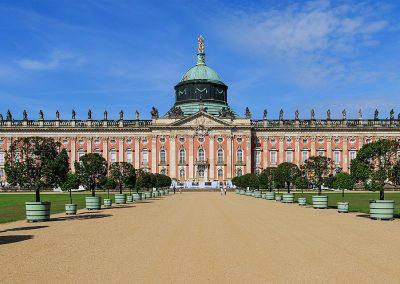 Barrierefreie Outdoor-Aktivitäten in Potsdam